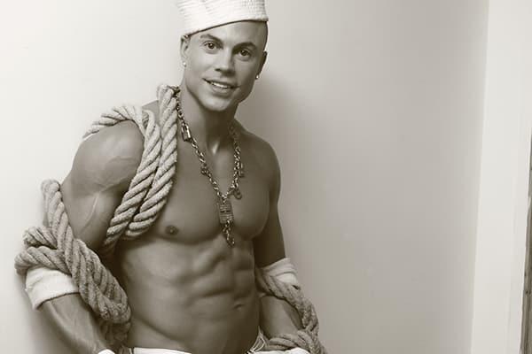 Stripteaseur à domicile marins (Taïri) pas cher.