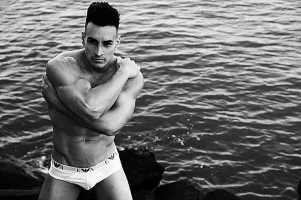 Stripteaseur brun latin Le Havre (Tony) pas cher