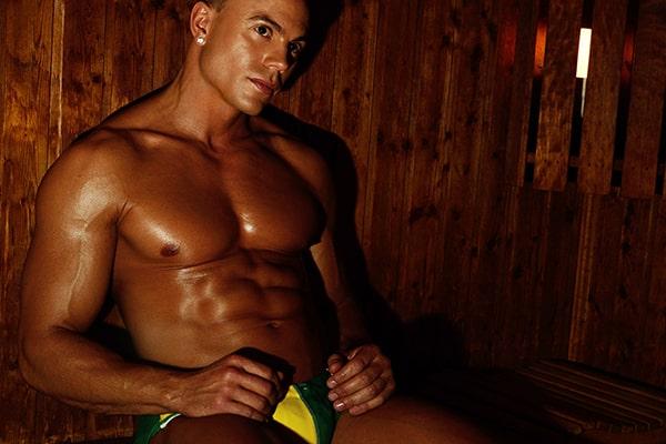 Stripteaseur métisse 50 nuances de Grey (Taïri) pas cher.