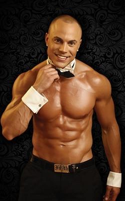 Taïri, notre Sexy Stripteaseur métissé dans un Restaurant Club à Paris (75) pas cher.