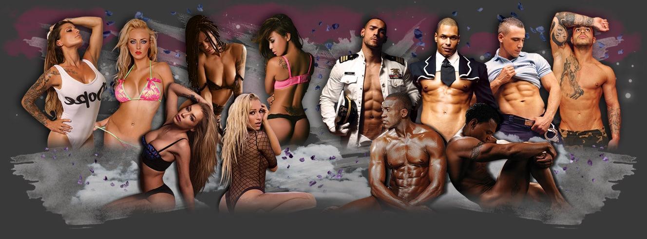 Agence de Striptease à Domicile, en Restaurant ou Limousine (Stripteaseuse ou Stripteaseur) pas cher.