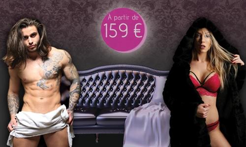 Striptease à Domicile ( Stripteaseuse et Stripteaseur) pas cher.